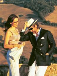 Sandro e Maria Antonietta Battistessa